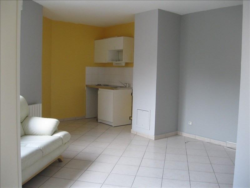 Location appartement Pont de cheruy 480€ CC - Photo 1