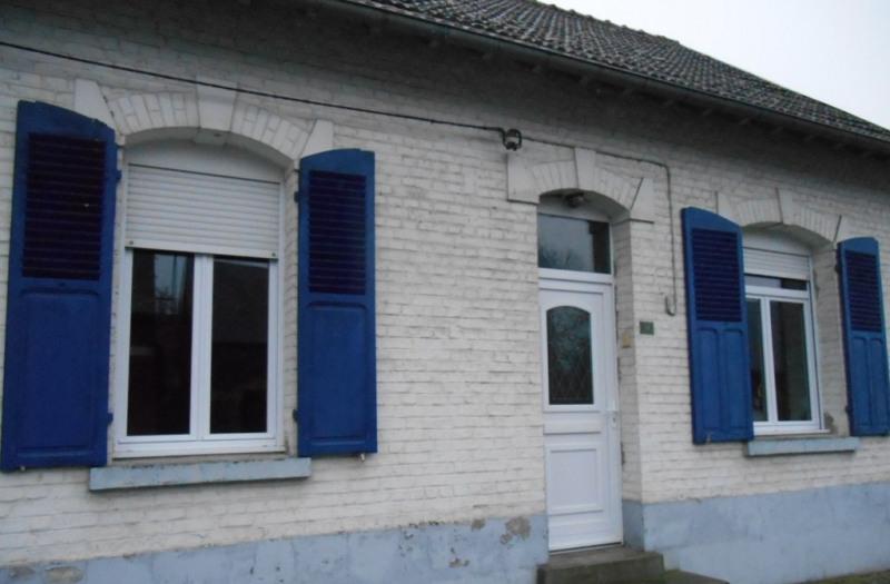 Vente maison / villa Bellicourt 90700€ - Photo 1