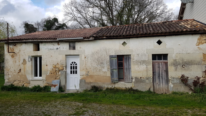 Sale house / villa Orignolles 75 000€ - Picture 1