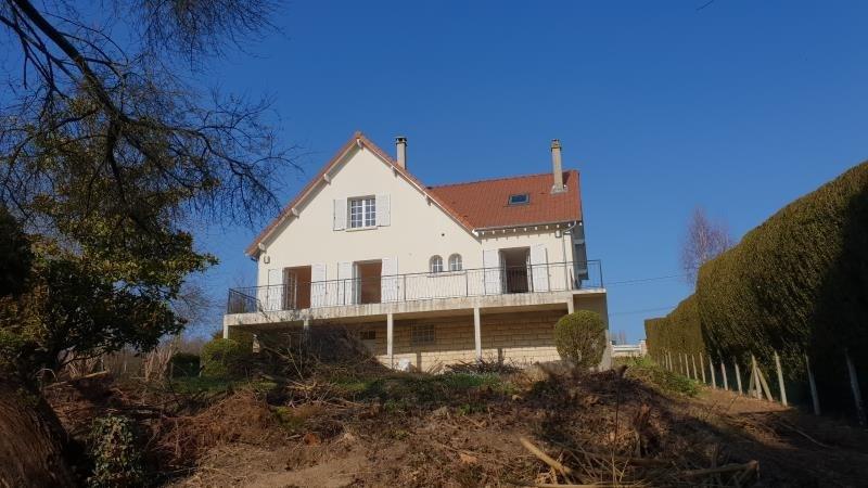 Vente maison / villa Bazemont 430000€ - Photo 2