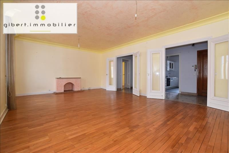 Sale apartment Le puy en velay 159 900€ - Picture 1