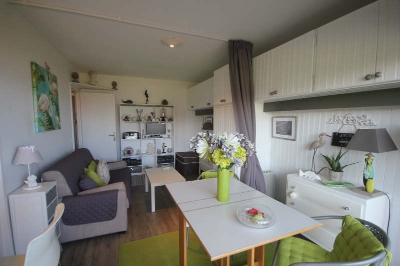 Sale apartment Villers sur mer 92 000€ - Picture 2