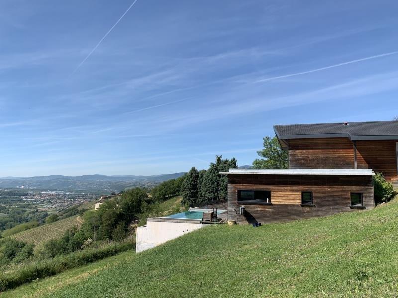 Deluxe sale house / villa Tupin et semons 745000€ - Picture 2