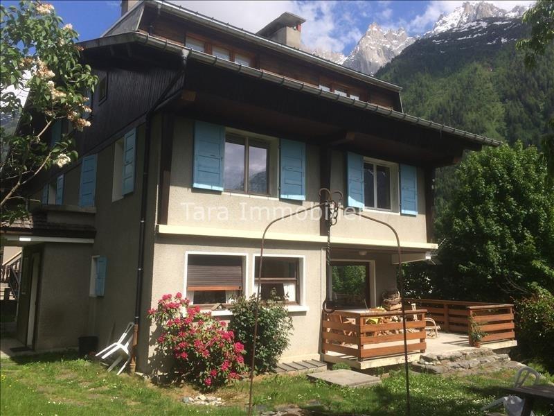 Immobile residenziali di prestigio casa Chamonix-mont-blanc 2950000€ - Fotografia 4
