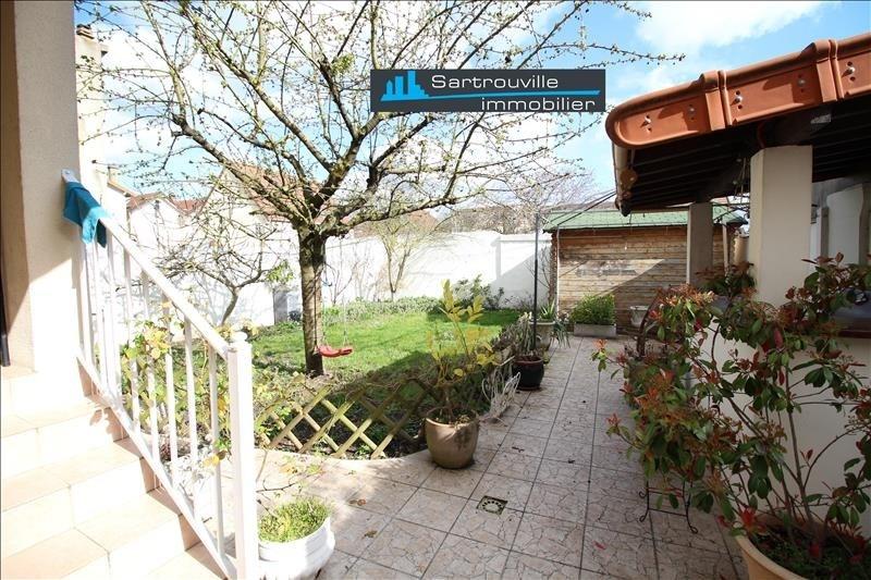 Sale house / villa Sartrouville 429000€ - Picture 2