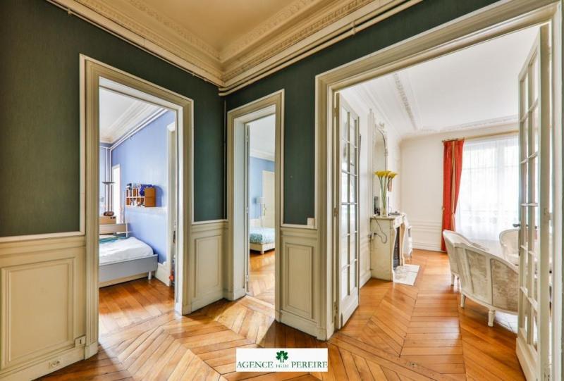 Vente de prestige appartement Paris 17ème 1420000€ - Photo 3