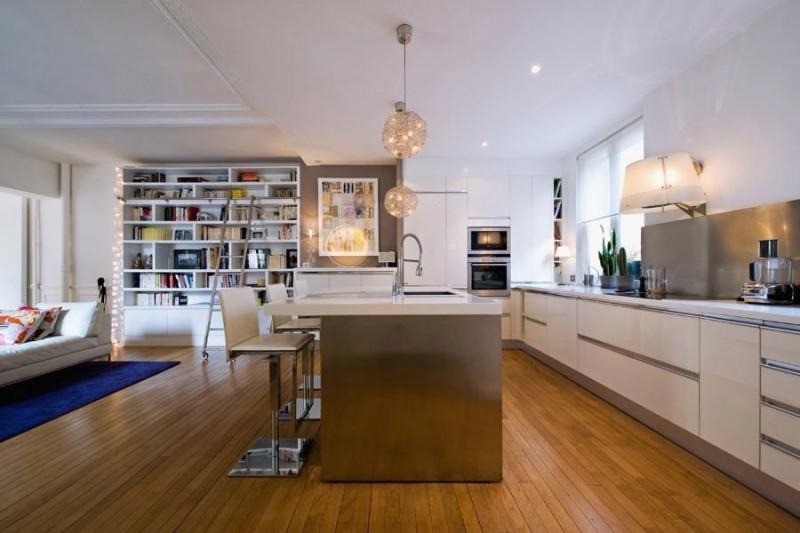 Deluxe sale apartment Issy-les-moulineaux 1400000€ - Picture 3