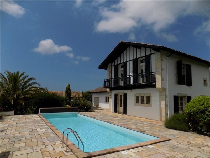Deluxe sale house / villa St pee sur nivelle 916900€ - Picture 1