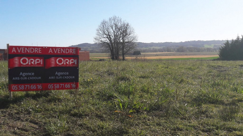 Vente terrain Segos 31 768€ - Photo 1