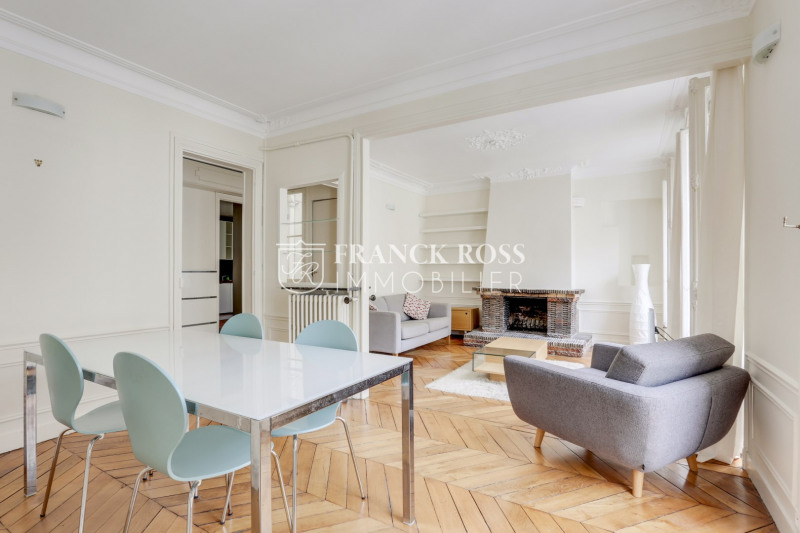 Rental apartment Paris 9ème 2400€ CC - Picture 5