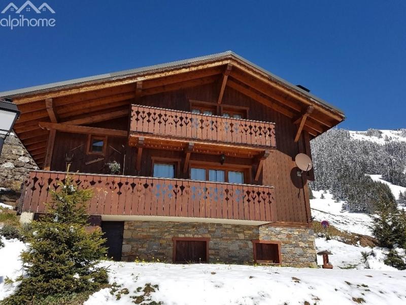 Deluxe sale house / villa Villard sur doron 660000€ - Picture 1