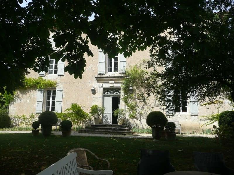 Deluxe sale house / villa Marsolan 845000€ - Picture 2