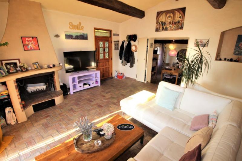 Vente de prestige maison / villa Villeneuve loubet 590000€ - Photo 1