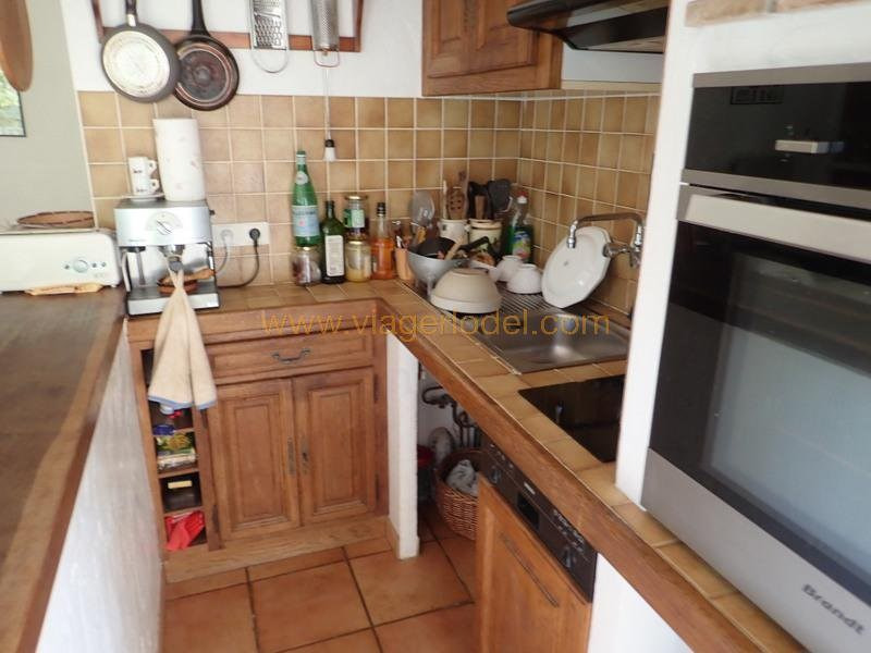 Viager appartement Vence 95000€ - Photo 4