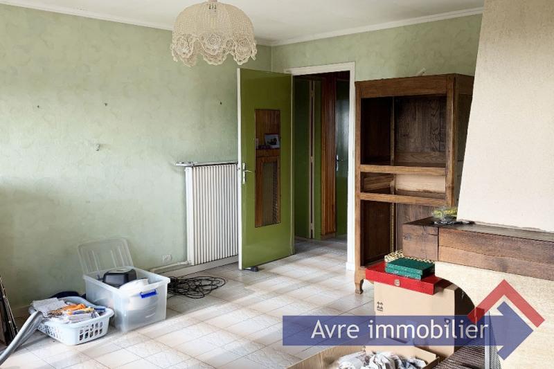 Vente maison / villa Verneuil d'avre et d'iton 128000€ - Photo 7