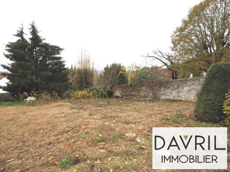 Revenda terreno Chanteloup les vignes 169000€ - Fotografia 4