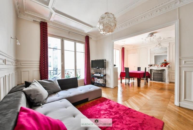 Sale apartment Paris 17ème 985000€ - Picture 1