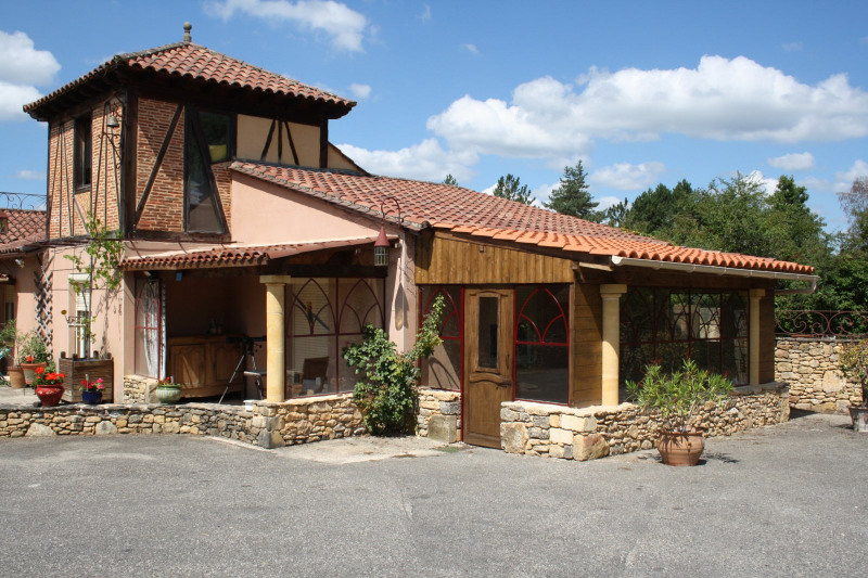 Sale house / villa Campagne 409 500€ - Picture 3