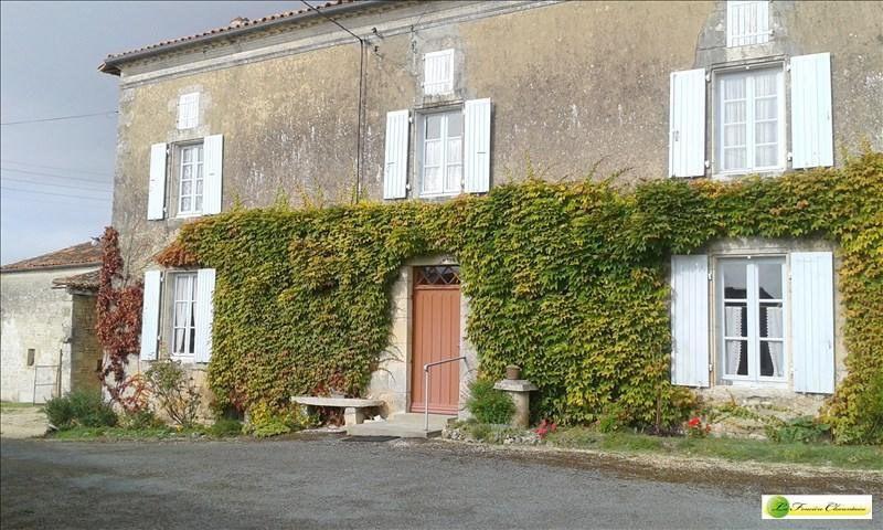 Vente maison / villa Fontaine chalendray 138000€ - Photo 1