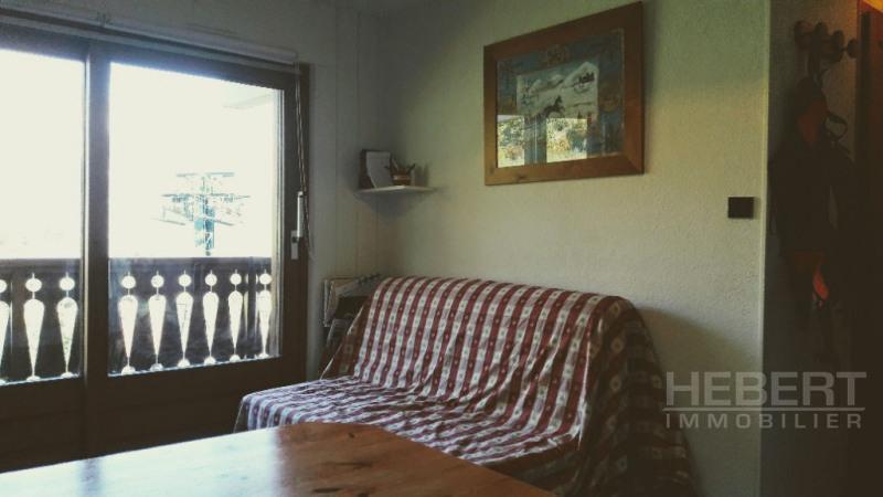 Vente appartement Saint gervais les bains 85000€ - Photo 3