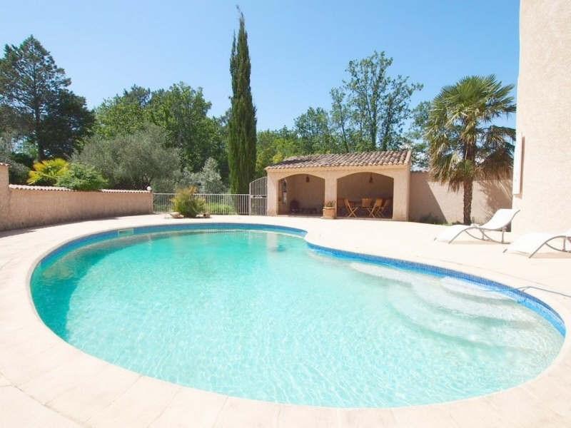 Verkoop van prestige  huis Labeaume 499200€ - Foto 14