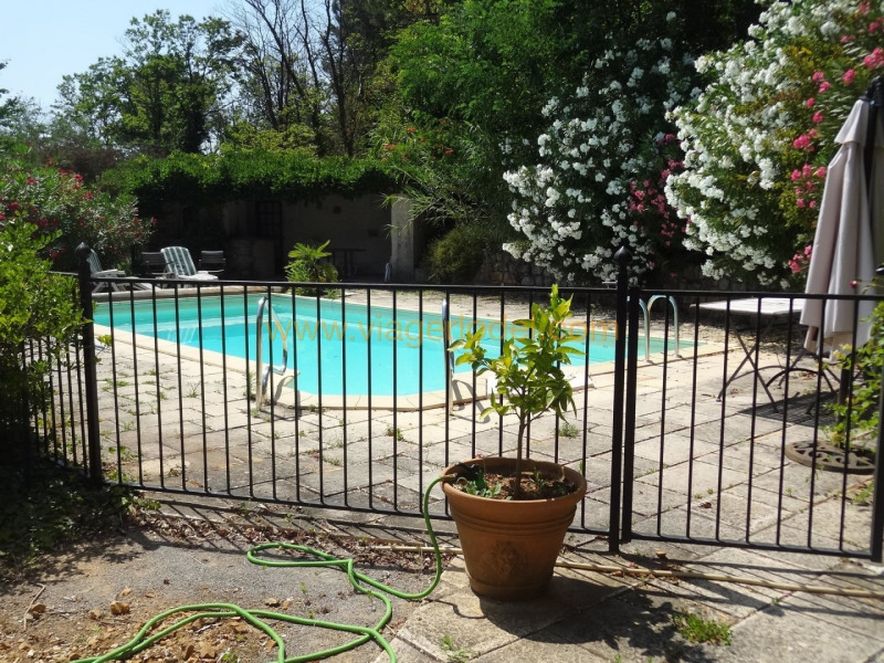 Life annuity house / villa Besseges 267500€ - Picture 3