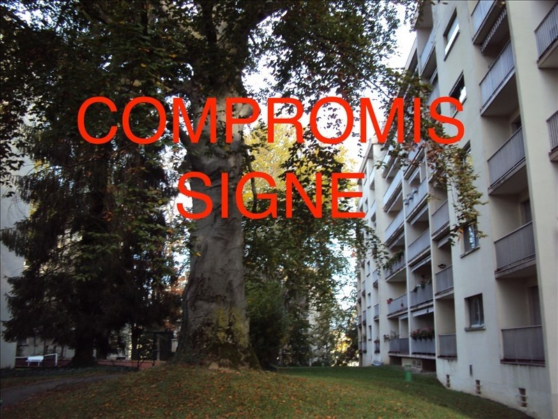 Vente appartement Mulhouse 58 000€ - Photo 1