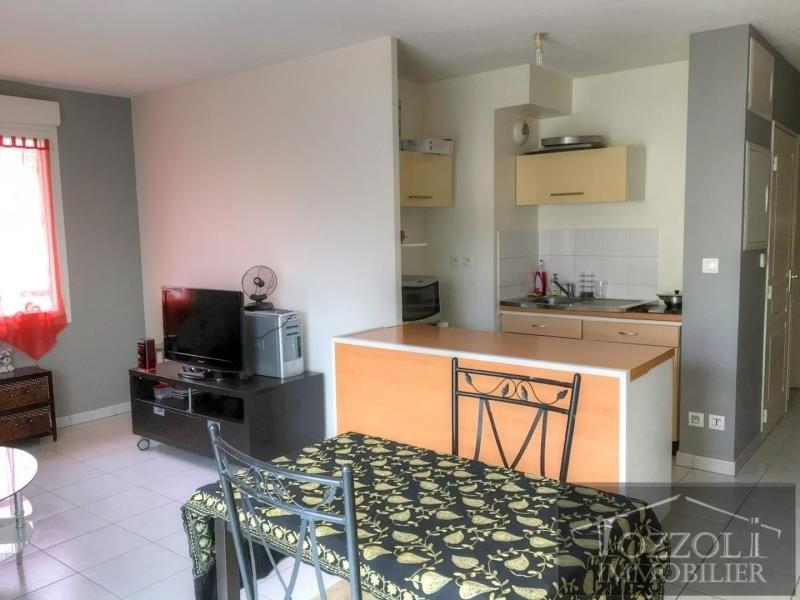 Sale apartment Vaulx milieu 129500€ - Picture 1