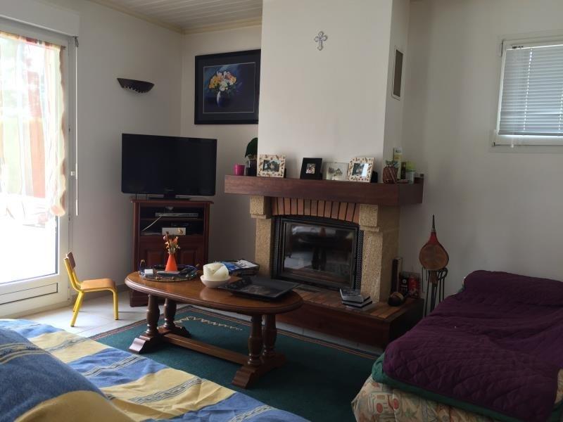 Sale house / villa St vincent sur jard 353600€ - Picture 9
