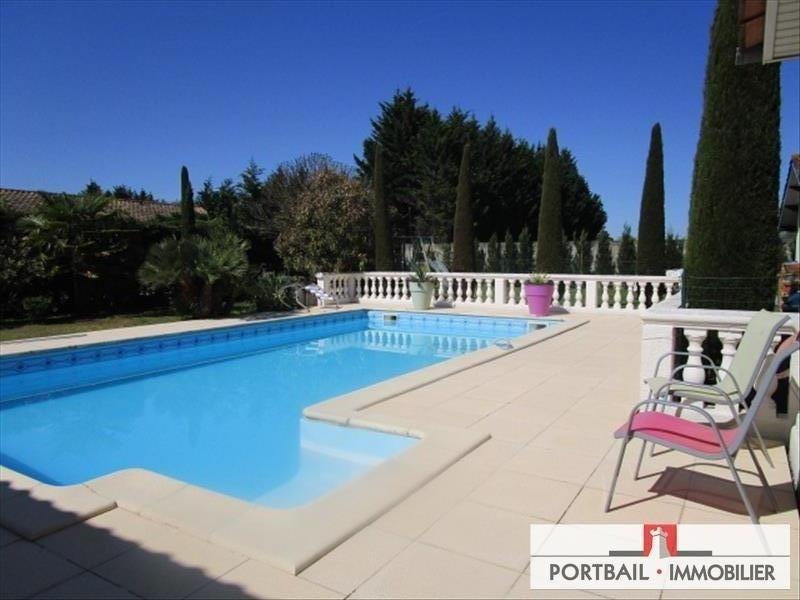 Sale house / villa St andre de cubzac 382000€ - Picture 2