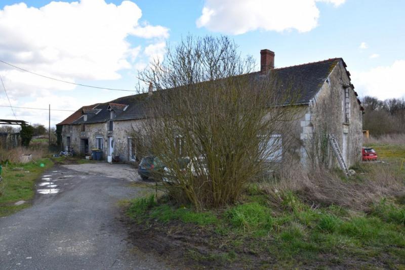 Sale house / villa Chaumont d'anjou 165600€ - Picture 1