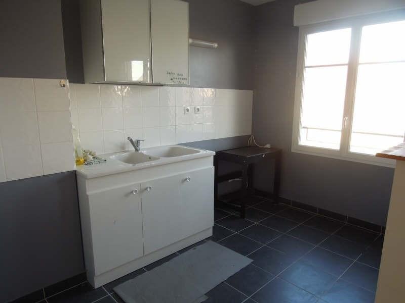 Rental apartment Crepy en valois 737€ CC - Picture 1