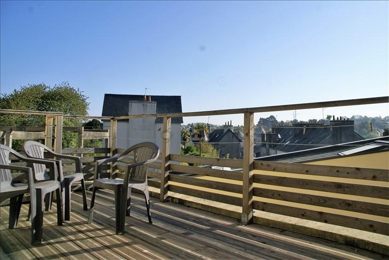 Rental apartment Quimperle 490€ CC - Picture 1