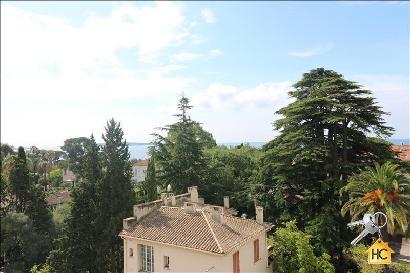 Vente appartement Cannes 380000€ - Photo 1