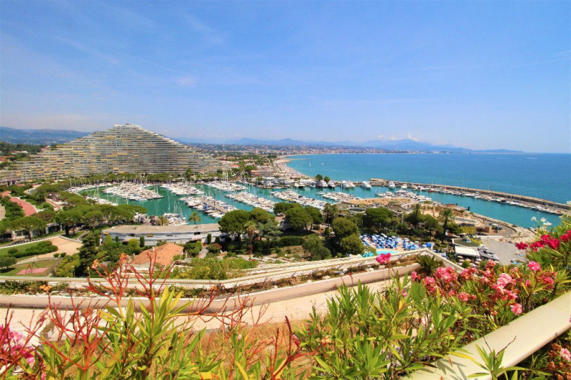 Deluxe sale apartment Villeneuve loubet 1 990 000€ - Picture 1