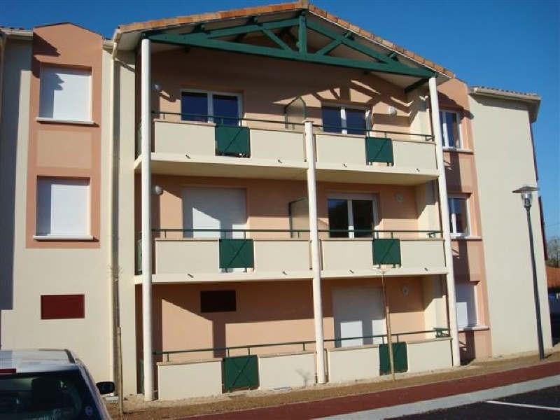 Location appartement Niort 586€ CC - Photo 1