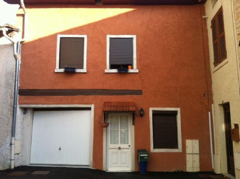 Sale house / villa La verpilliere 161000€ - Picture 1