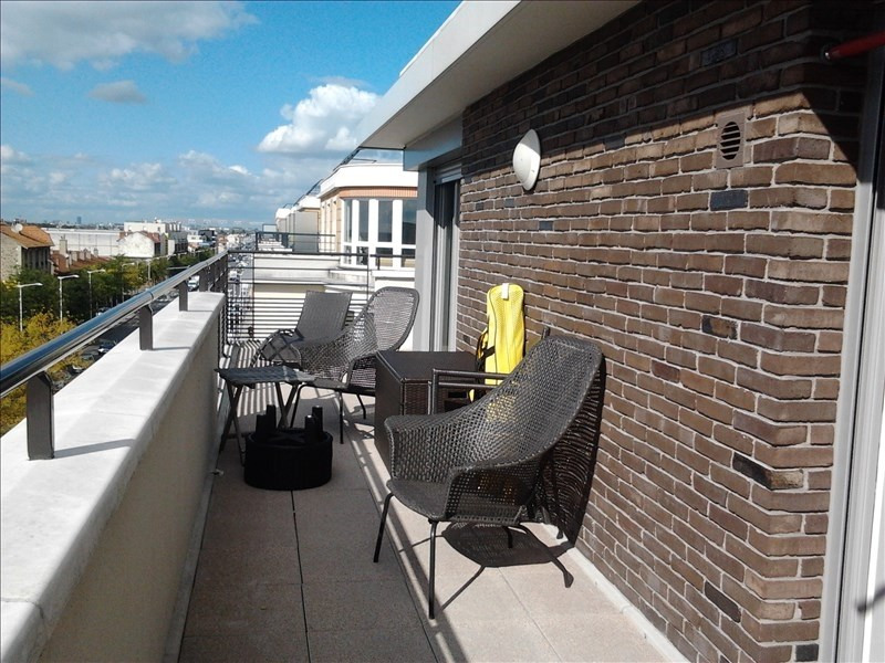 Rental apartment Athis mons 849€ CC - Picture 1