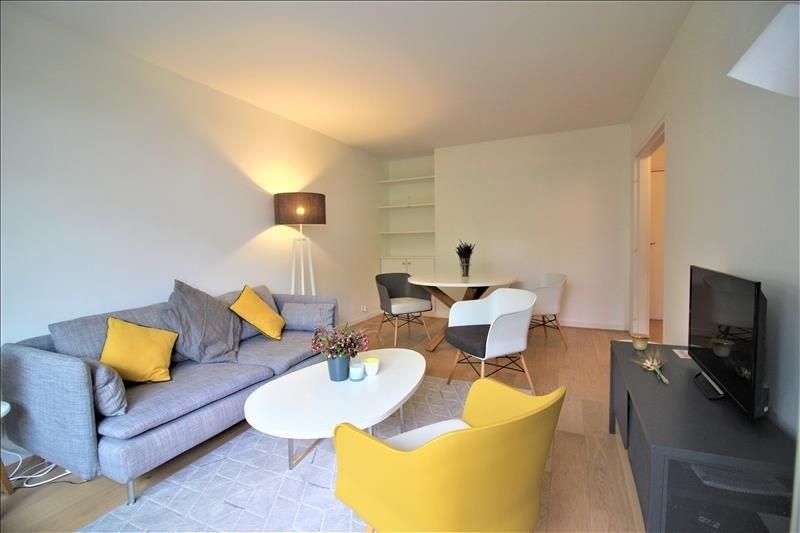 Rental apartment Boulogne billancourt 1345€ CC - Picture 5