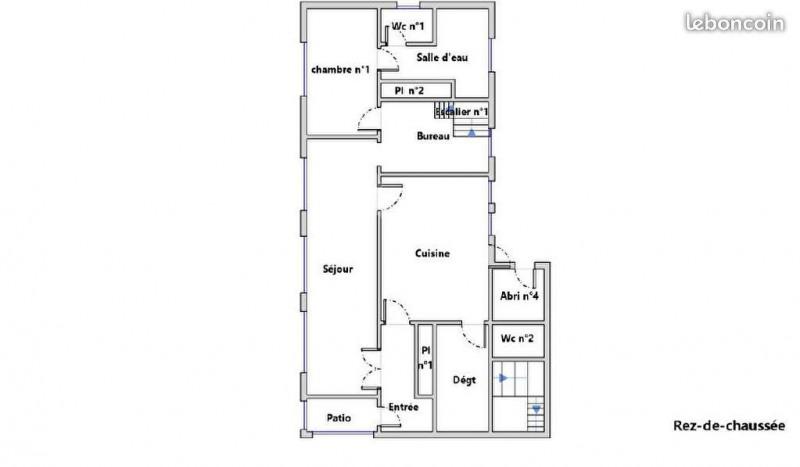 Sale house / villa Trilport 430000€ - Picture 8