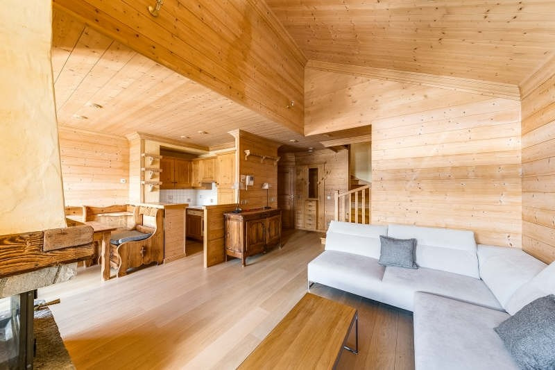 Deluxe sale apartment Meribel 1 395 000€ - Picture 2