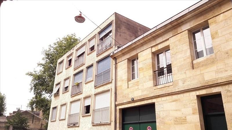 Vente appartement Bordeaux 110000€ - Photo 1