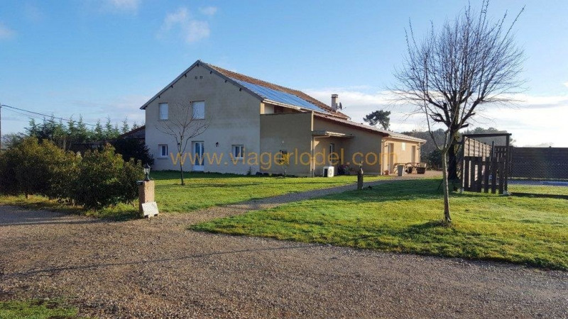 Life annuity house / villa Cublac 167500€ - Picture 1