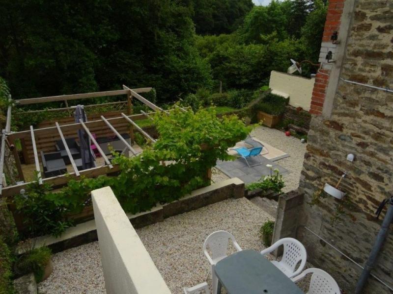 Sale house / villa Callac de bretagne 128400€ - Picture 14