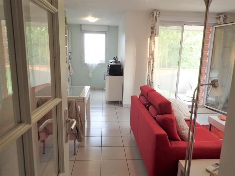 Vente appartement Toulouse 161500€ - Photo 1