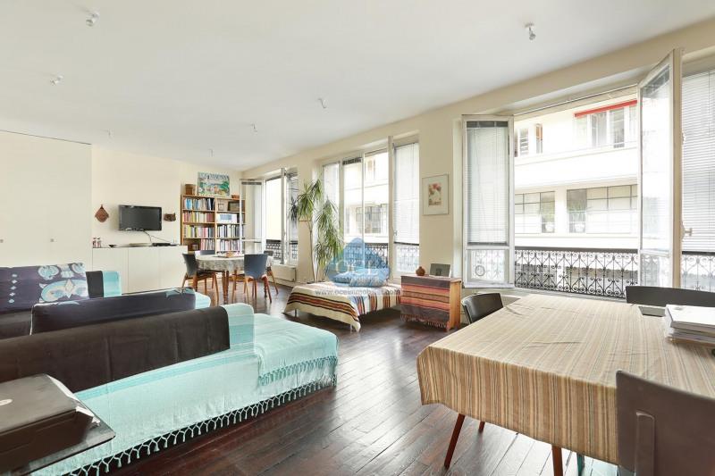 Vente de prestige appartement Paris 3ème 1075000€ - Photo 8