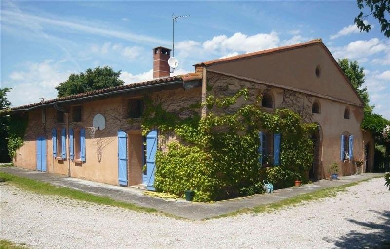Vente de prestige maison / villa Montrabe 8 mn 495000€ - Photo 2