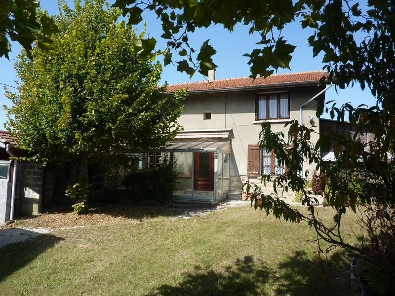 Sale house / villa Bourgoin-jallieu 220000€ - Picture 2