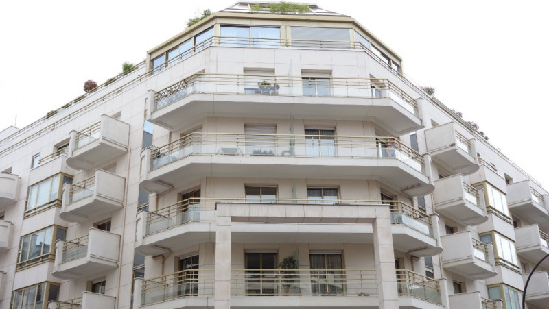 Sale apartment Levallois perret 328 000€ - Picture 7