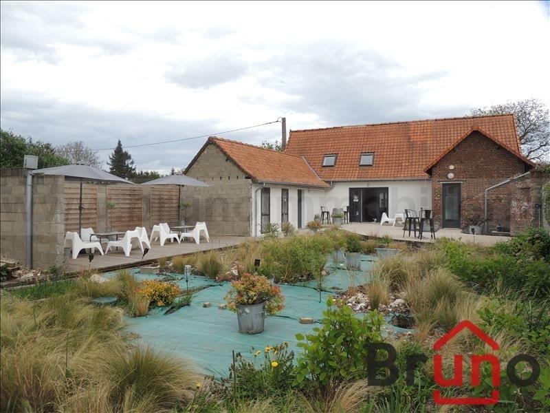 Verkoop  huis Saigneville 242000€ - Foto 2